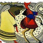 Как звери ногами менялись (Удэгейская) - Сказка народов России