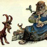 Как звери появились на свет - Африканская сказка