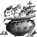 Книга о вкусной и здоровой пище людоеда - Григорий Остер
