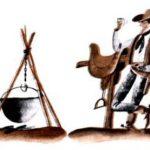 Кофе по-ковбойски - Американская сказка
