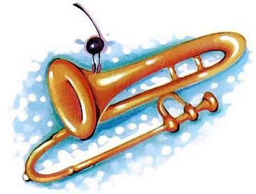 тромбон труба