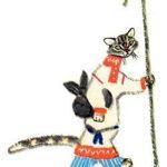 Кот и лиса (2) - Русская сказка