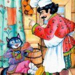 Кот и повар - Иван Крылов