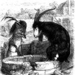 Козел и лисица - Жан де Лафонтен