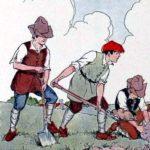 Крестьянин и его сыновья - Эзоп