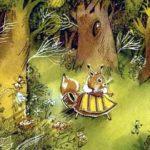 Кролик и его друзья - Бехлерова Е. - Отечественные писатели