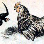Курица и ласточка - Лев Толстой