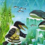 Кутх у жителей морского царства (Ительменская) - Сказка народов России