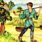 Кувшинный человечек - Японская сказка