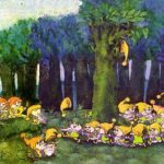 Кузнец и гномы (нидерландская) - Сказка народов Европы