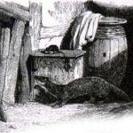 Ласочка в амбаре - Жан де Лафонтен