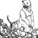 Легенда о Белозерском медвежьем князе - Русские былины и легенды