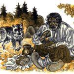 Легкий хлеб - Белорусская сказка
