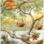 Лесные человечки - Эльса Бескау - Зарубежные писатели