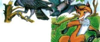 Летучая мышь - Алтайская сказка
