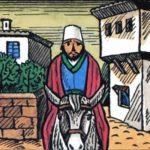 Лев даривший золото - Албанская сказка