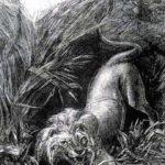 Лев и комар - Иван Крылов
