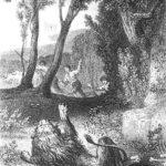 Лев и комар - Жан де Лафонтен