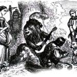 Лев и крестьянин - Эзоп