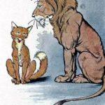 Лев и лисица - Иван Крылов