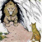 Лев и лисица - Лев Толстой