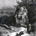 Лев и мышь - Иван Крылов