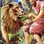 Лев и пастух - Эзоп