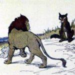 Лев и волк - Иван Крылов
