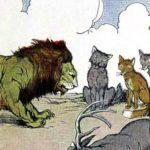 Лев на ловле - Иван Крылов
