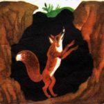 Лиса и дрозд - Капица О. - Отечественные писатели