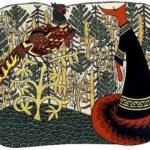 Лиса и медведь - Нанайская сказка