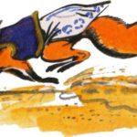Лиса и муравей (киргизская) - Сказка народов Востока