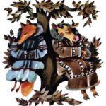 Лисица (Ненецкая) - Сказка народов России