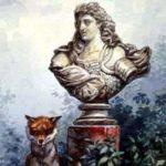 Лисица и бюст - Жан де Лафонтен