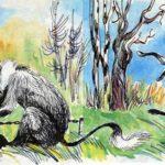 Лисица и обезьяна - Лев Толстой