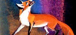Лисица и птичка - Эвенкийская сказка