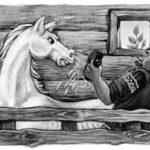 Лошадь и конюх - Лев Толстой
