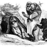 Львица и медведица - Жан де Лафонтен