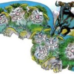 Людоед и богатырь - Алтайская сказка
