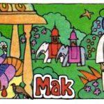 Мак - Индийская сказка