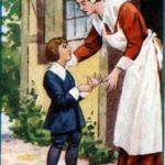 Мальчик и крапива - Эзоп