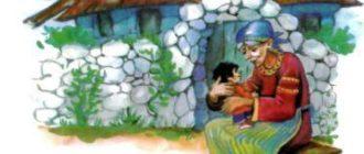 Малыш Кулацу - Кабардинская сказка