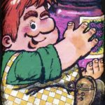Малыш и Карлсон (сокращенный для маленьких) - Астрид Линдгрен