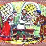 Марья моревна - Русская сказка