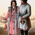 Медноволосая девушка (калмыцкая) - Сказка народов России