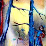 Медведь и Чалбача - Эвенкийская сказка