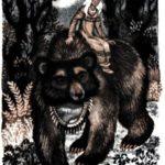 Медведь старой Мукасон (индейская) - Сказка народов Америки