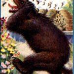Медведь у пчел - Иван Крылов