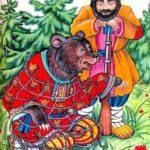 Медведь в сетях - Иван Крылов