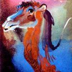 Мышь и верблюд - Бурятская сказка